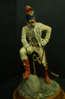 French Hussar 90mm